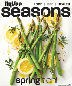 Seasons Magazine cover April 2019
