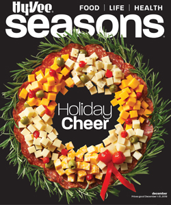 Seasons Magazine cover December 2019
