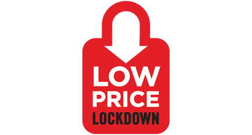 low price lockdown