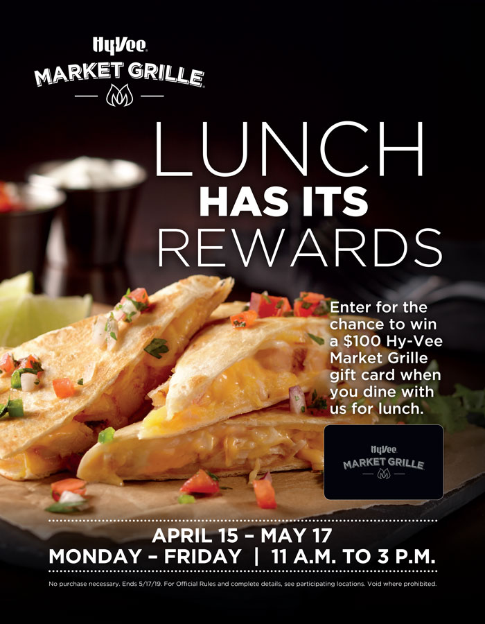 MG Lunch Promo