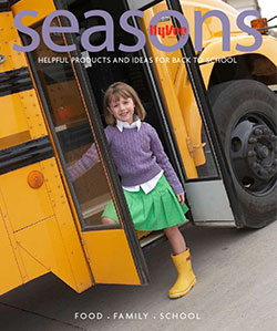 Seasons - Back to School 2007