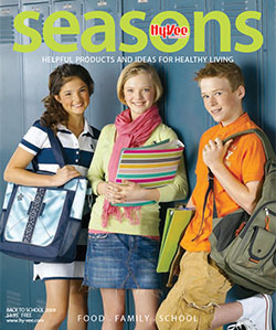Seasons - Back to School 2009