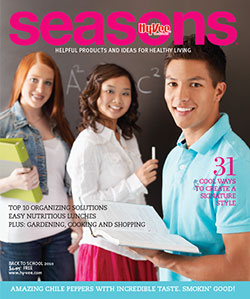Seasons - Back to School 2010