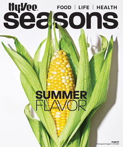 Seasons Magazine cover August 2019