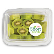 multiple slices of kiwi in a plastic container