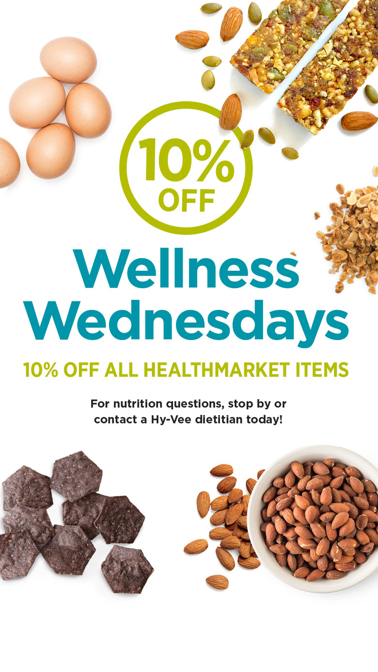 Wellness Wednesday - 10% Off Purchase