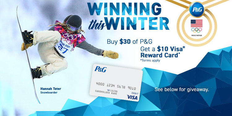 Hy-Vee Fuel Saver + Perks Winning This Winter Sweepstakes