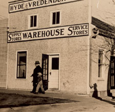 Vredenburg Supply/Service Store Offices