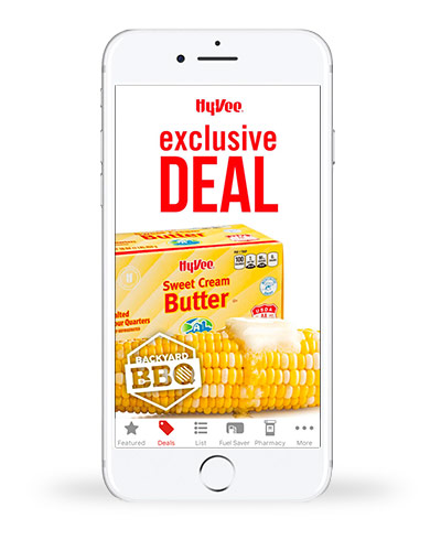 Mobile Apps - Company - Hy-Vee - Your employee-owned grocery
